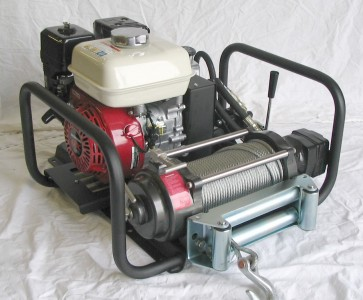 Winches Plus Man Portable Winch